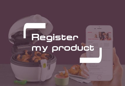 Register my product